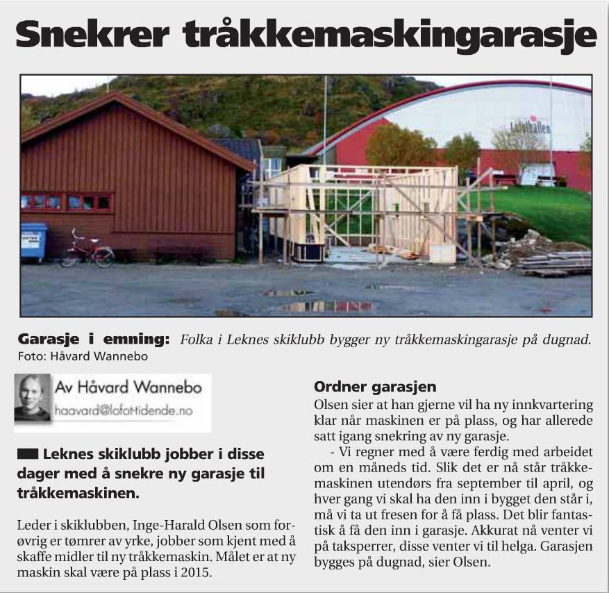 Faksimile Lofot-Tidende 19.10.2011