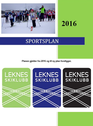 Sportsplan 2016