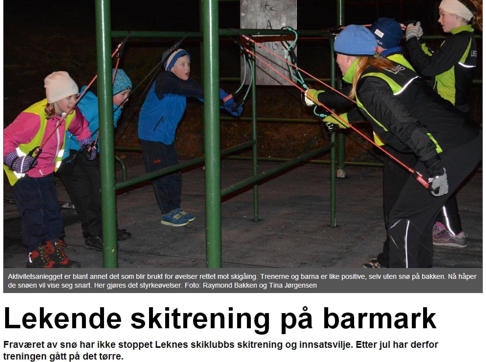 skitrening2